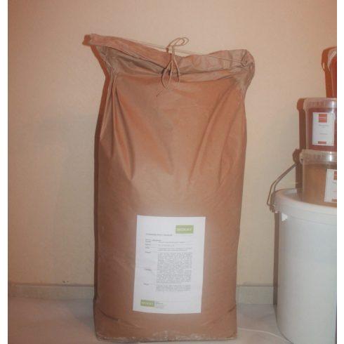BIOKAY vályog nemesvakolat 25kg-os, színezhető,natúrfehér